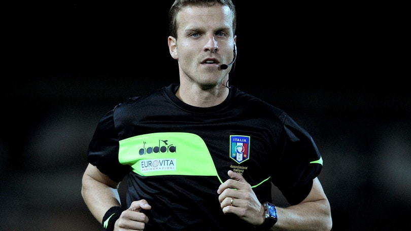 Serie B Bari-Foggia, arbitra La Penna. Palermo a Nasca, Fourneau per Carpi-Parma