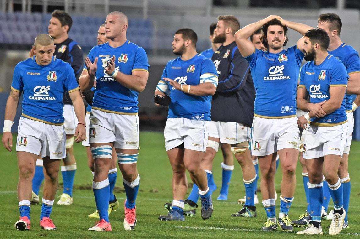 Rugby, Italia-Sudafrica: svelata la formazione azzurra
