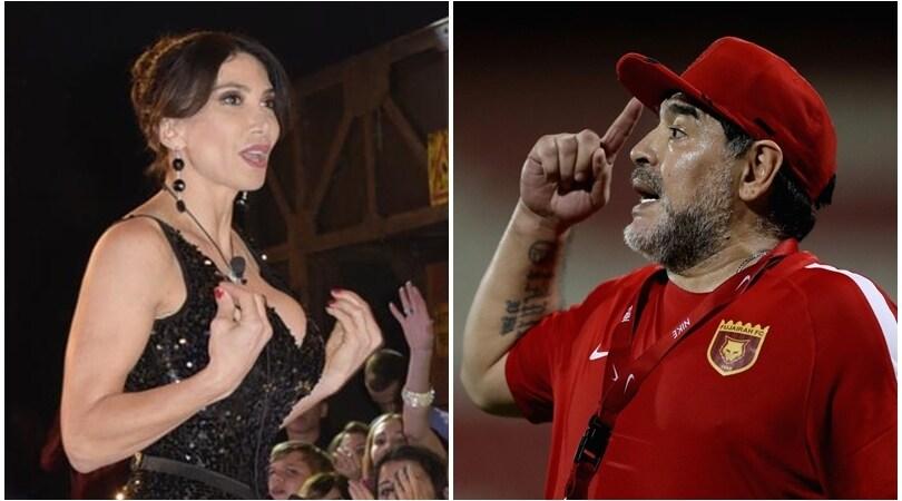 Carmen Di Pietro:«Ho avuto una storia con Maradona»