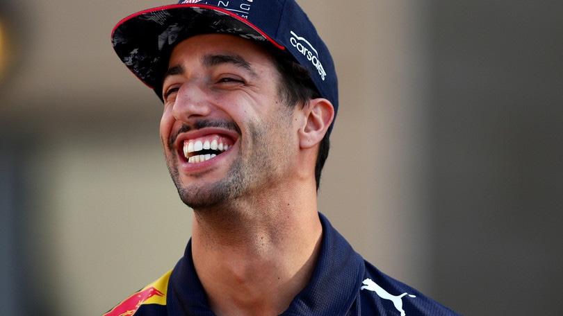F1, Ricciardo: «L'anno prossimo voglio lottare per il titolo»