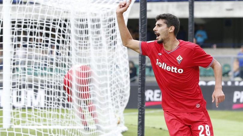 Serie A Fiorentina, Gil Dias: «Lazio? L'obiettivo è vincere»