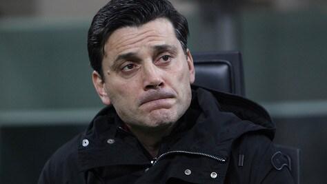 Milan, Montella: «Ora rimontiamo in campionato»
