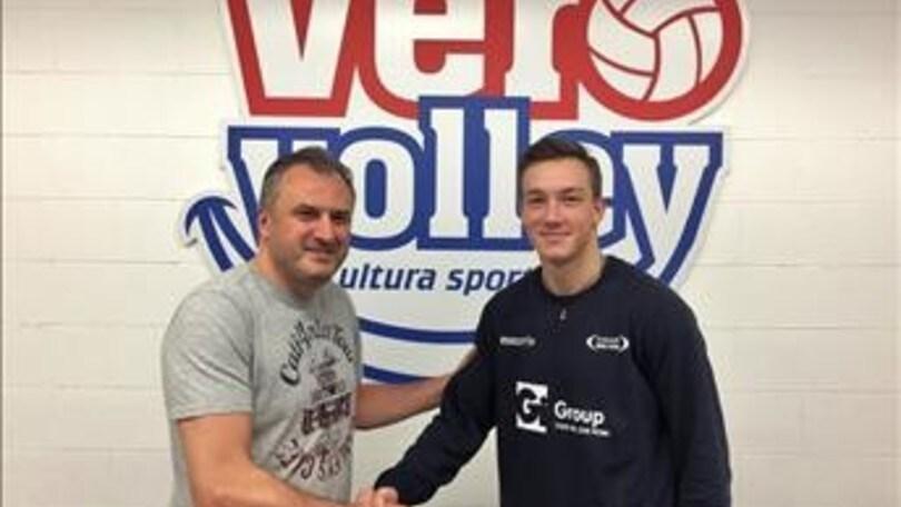 Volley: Superlega, a Monza arriva l'ucraino Plotnytskyi