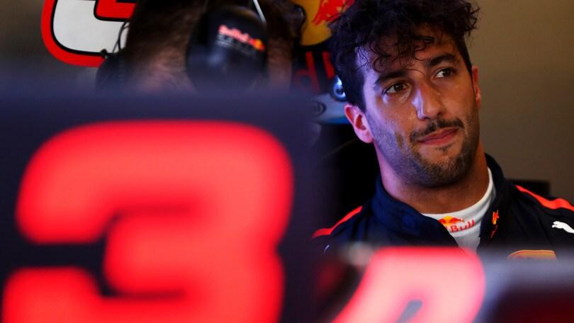 F1, Verstappen: «Ricciardo ha un vizio insopportabile»