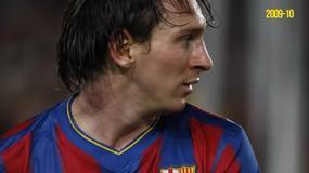Scarpa d'Oro, i numeri di Messi
