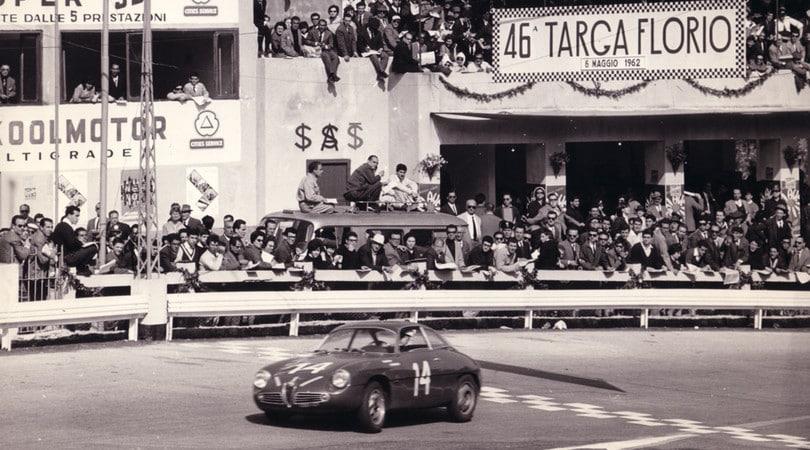 Targa Florio, la grande classica siciliana conquista l'Australia