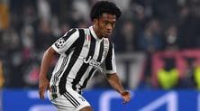 Juventus, si ferma Cuadrado: salterà il Crotone