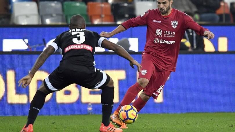 Serie A: Cagliari-Inter, impresa rossoblù a 5,60