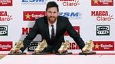Messi: «La partita contro la Juventus? Non mi piace stare in panchina»