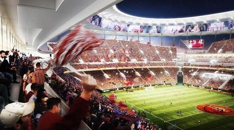 Stadio della Roma, si avvicina l'ok definitivo