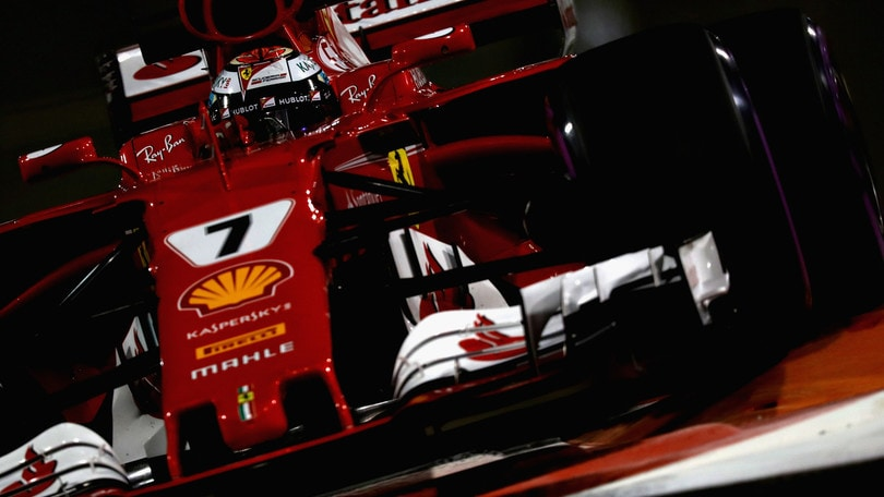 F1 Ferrari, Raikkonen: «Cerchiamo di fare meglio»