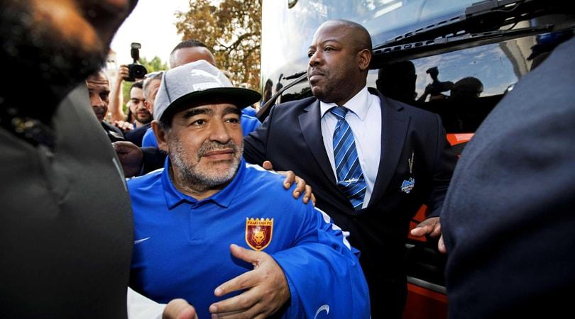 Maradona chiede il carcere per sua figlia Giannina ...