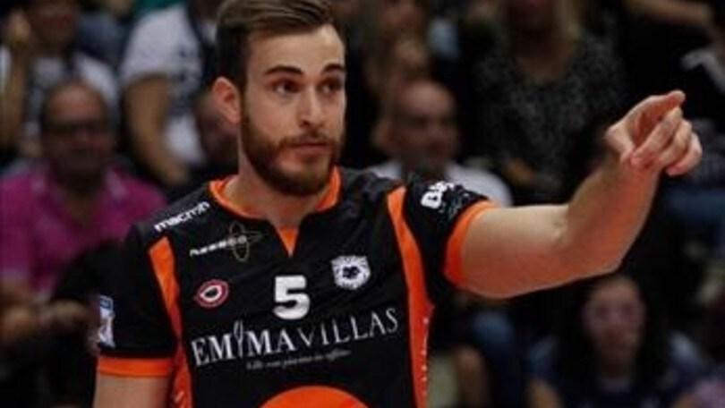 Volley: A2 Maschile, Cesare Gradi un rinforzo per la Materdomini.it