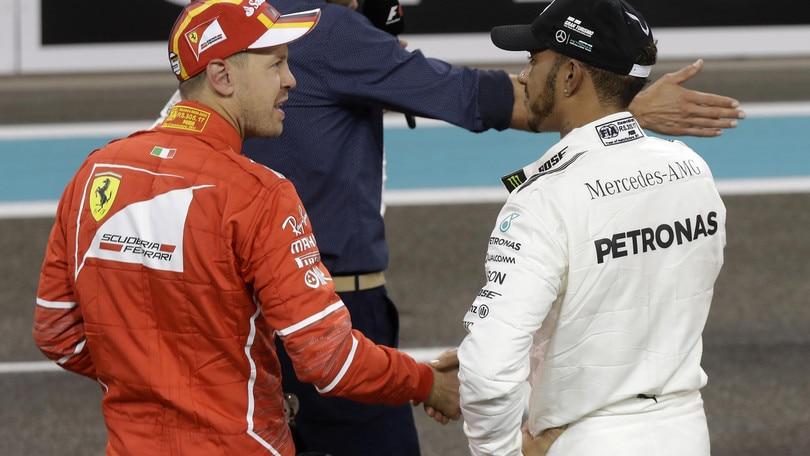 F1, Gp Abu Dhabi: Hamilton, ultima vittoria a 1,95