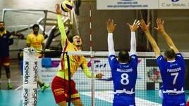 Volley: A2 Maschile, Girone Blu: Mondovì regola in casa Taviano