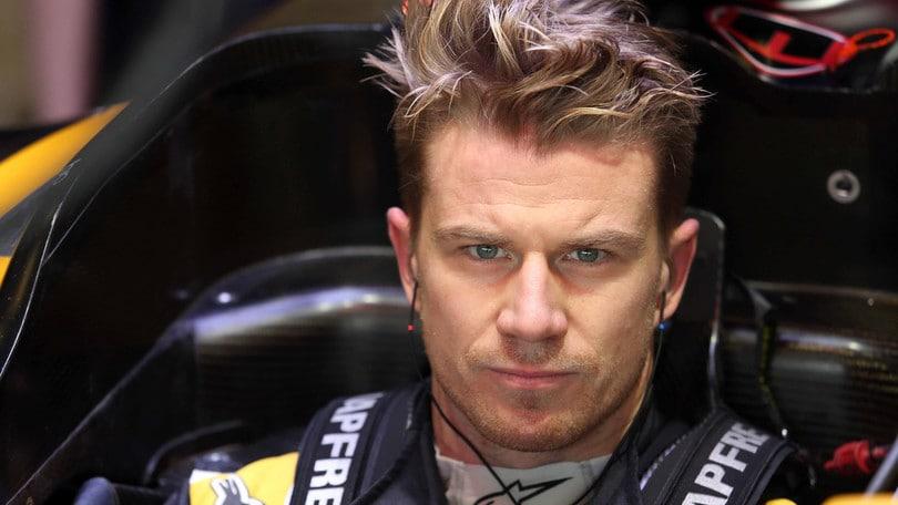 F1 Renault, Hulkenberg: «Il meglio deve ancora venire»