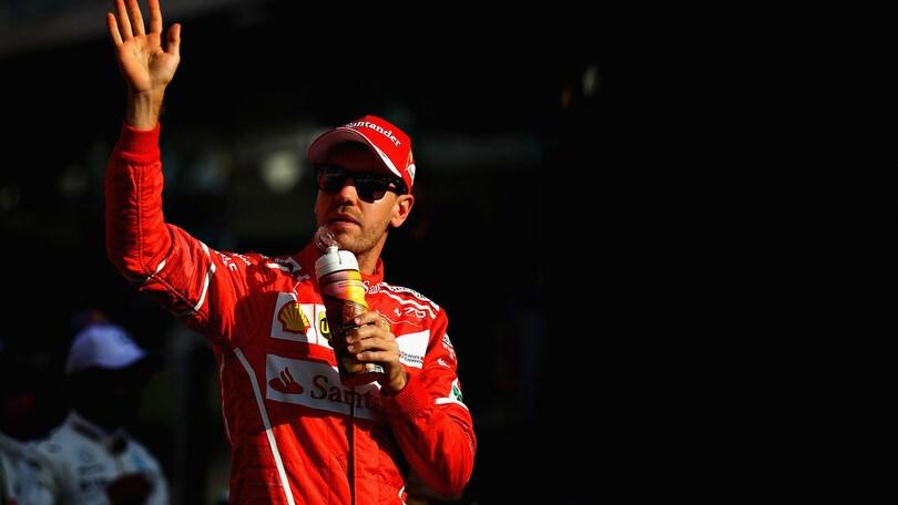 F1 Ferrari, Vettel: «Lavoreremo per tornare più forti»