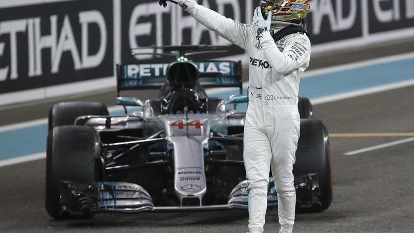 F1 Mercedes, Hamilton: «Ho dato tutto, bravo Bottas»