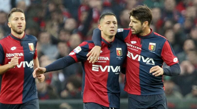 Genoa, Lapadula perdona De Rossi: «Nessun rancore»