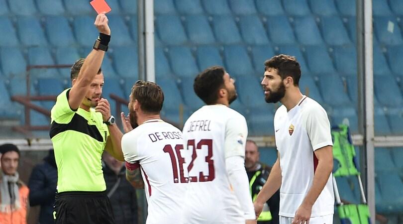 Roma, De Rossi: «Chiedo scusa a tutti. Ora ripartiremo»