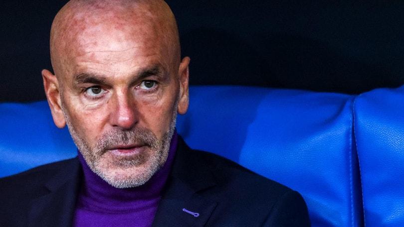 Serie A Fiorentina, Pioli: «La Lazio si lamenta? Risultato giusto»