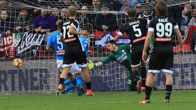 Campo indegno? L'Udinese si infuria con Sarri