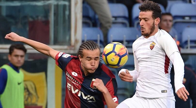 Serie A Genoa, Laxalt resta in dubbio per l'Atalanta