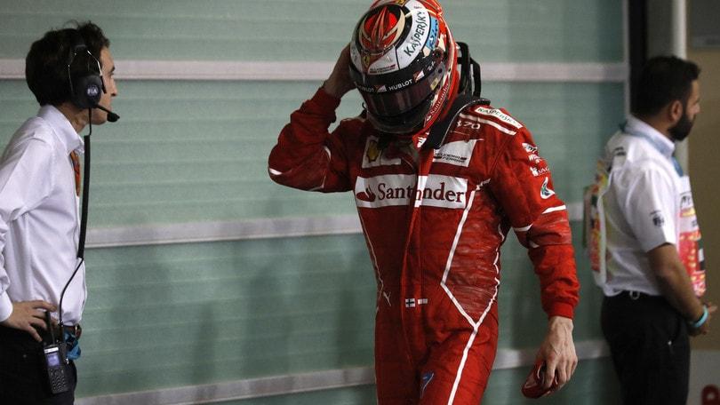 F1 Ferrari, Raikkonen: «È stata una gara noiosa»