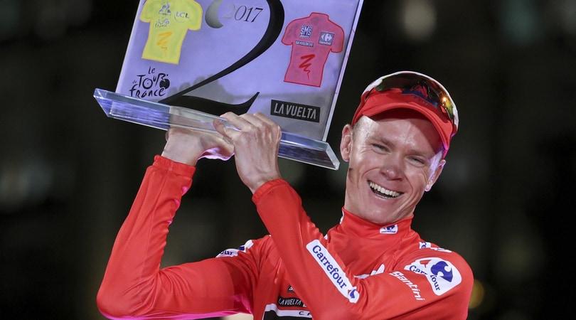 «Froome punta alla doppietta Giro-Tour nel 2018»