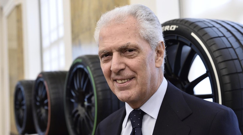 F1 Pirelli, Tronchetti Provera: «Inscindibile il binomio F1-Ferrari»