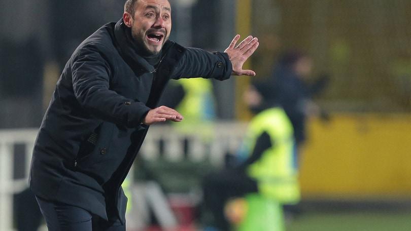 Serie A Benevento, De Zerbi: «Vincendo non avremmo rubato nulla»