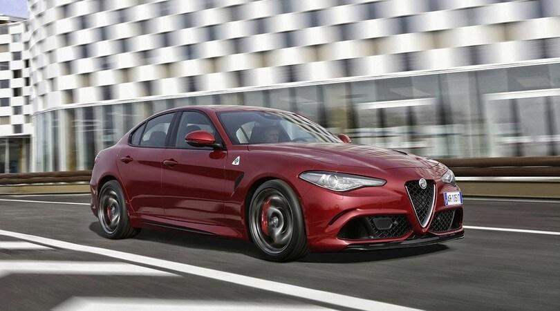 Alfa Romeo Giulia è l'Auto dell'Anno 2018 in Nord America