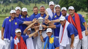 Golf, a gennaio in Malesia arriva l'Eurasia Cup