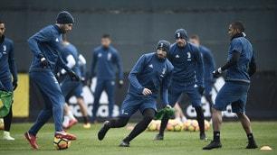 Juventus, il Napoli si avvicina: Chiellini rientra in gruppo