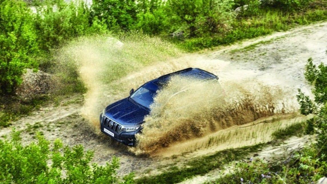 Toyota Land Cruiser 2018: foto e prezzi