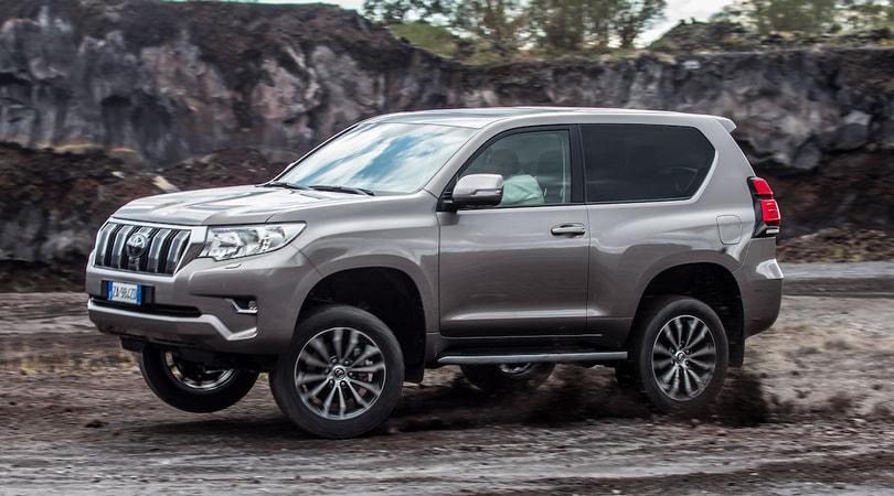 Toyota Land Cruiser 2018, nel nome del mito: la prova