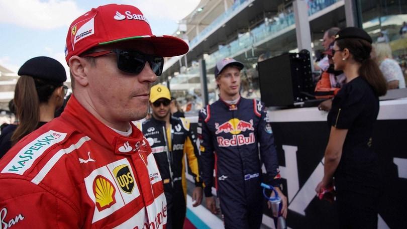 F1, Raikkonen: «Nel 2018 si riparte da zero»