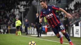 Calciomercato Perugia, preso l'ex Crotone Pavlovic