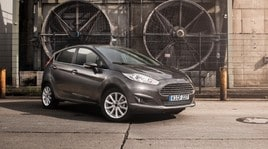 Ford Fiesta 2017, l'auto per tutti è una missione compiuta