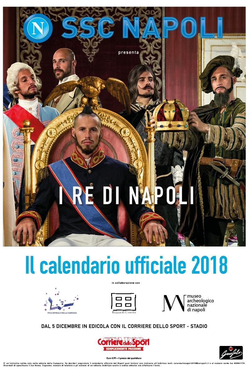 Calendario SSC Napoli