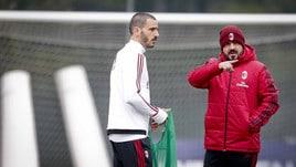 Bonucci, clamoroso ritorno alla Juve? Gattuso: «Ha un desiderio…»