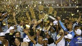 Coppa Libertardores, festa Gremio: campione per la terza volta
