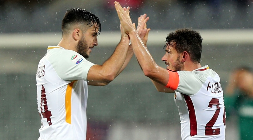 Calciomercato Roma, Florenzi firma con Manolas