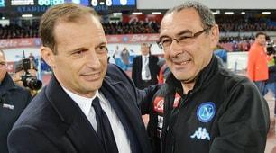 Napoli e Juventus, mondi capovolti: ecco perché