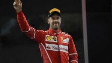 F1, Ecco la nuova Ferrari, Vettel: «Non vedo l'ora di andare in pista»