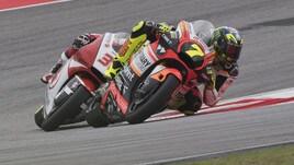 Moto2: il Forward Racing Team passa a Suter dal 2018