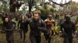 Avengers: Infinity War, arriva il primo attesissimo trailer della Marvel