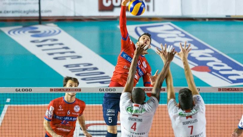 Volley: Coppa Italia A2 Maschile, Roma è la quarta semifinalista