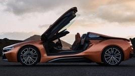 Bmw i8 Roadster: foto