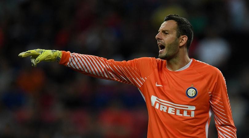 Inter, ufficiale: Handanovic rinnova fino al 2021